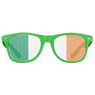 Irische Flagge Partybrille