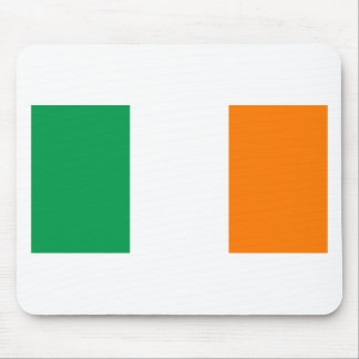 Irische Flagge/St Patrick Tag Mousepad