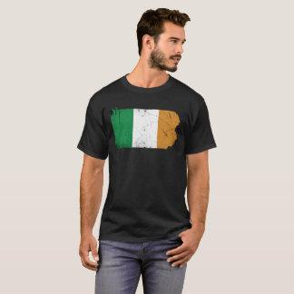 Irische Flagge über Pennsylvania T-Shirt
