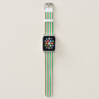 irische Flaggen-Farben Apple Watch Armband