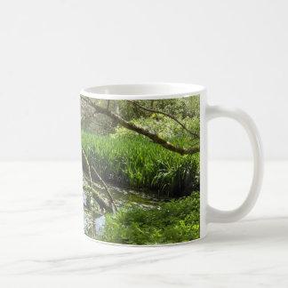 Irische Landschafts-Tasse Kaffeetasse