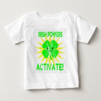 Irische Power aktivieren DS Baby T-shirt