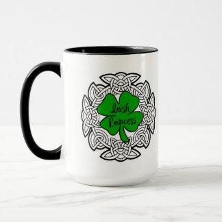 Irische Prinzessin Tasse