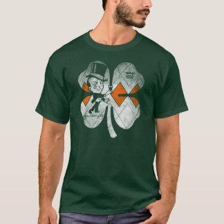 Irische Raute (Vintag) T-Shirt