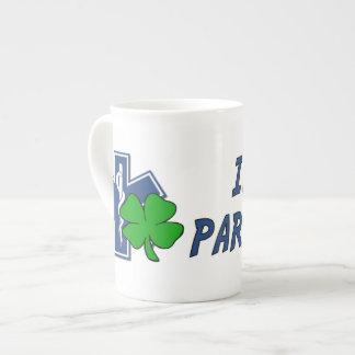 Irische Sanitäter Porzellantasse