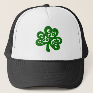 Irische Shirts Shirt-St. Patricks Truckerkappe