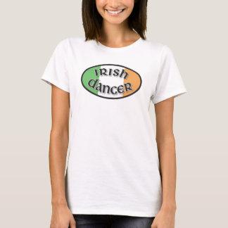 Irische Tänzer-Farben von Irland-T - Shirt