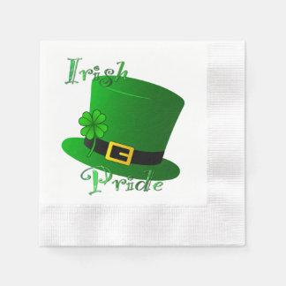 Irischen Stolz-St Patrick Tag Servietten