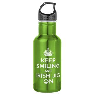 Irischen Tänzers Trinkflasche