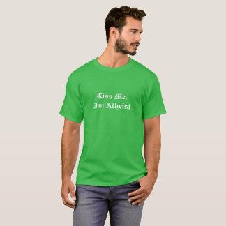 Irischer Atheist T-Shirt
