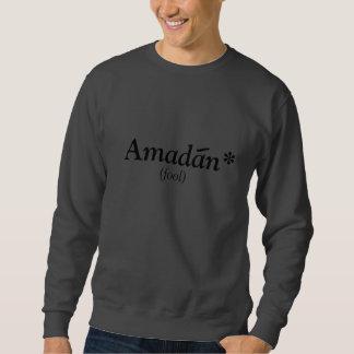 Irischer Dummkopf Sweatshirt