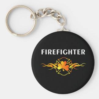 IRISCHER Feuerwehrmann Schlüsselanhänger