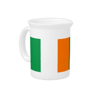 Irischer Flaggen-Krug Krug