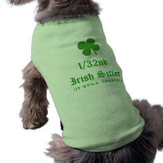 Irischer Hund Top