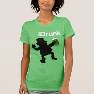 Irischer Ich-Betrunkener T - Shirt