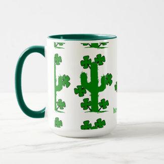 Irischer Kaktus Tasse