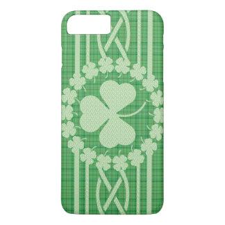 Irischer KleeblattCeltic iPhone 8 Plus/7 Plus Hülle