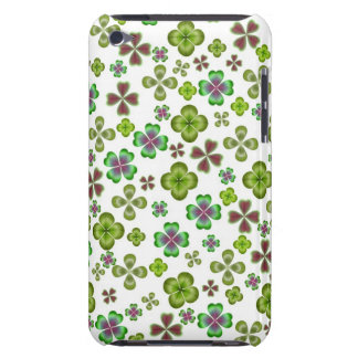 Irischer Kleeblattipod-Touch-Fall Barely There iPod Cover