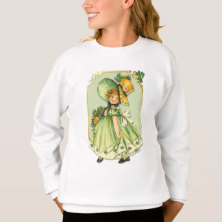 Irischer KleeblattStroll Sweatshirt