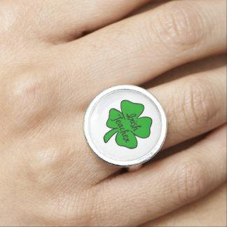 Irischer Lehrer Ring