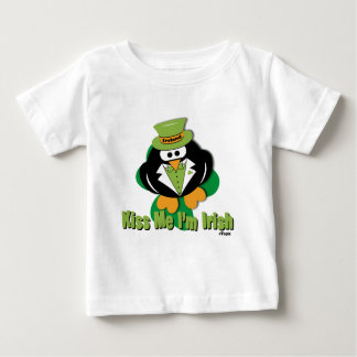 Irischer Pinguin Baby T-shirt