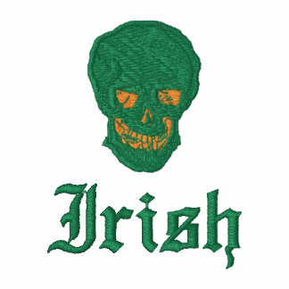Irischer Schädel