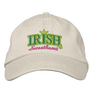Irischer Schatz Bestickte Baseballmütze