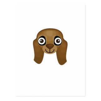 Irischer Setter - meine Hundeoase Postkarte