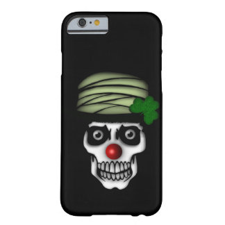 Irischer Skeleton Clown Barely There iPhone 6 Hülle