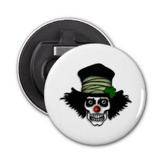 Irischer Skeleton Clown Flaschenöffner