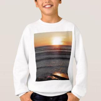 Irischer Sonnenuntergang Sweatshirt