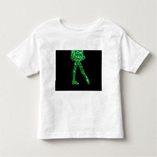 Irischer Tänzer Kleinkind T-shirt