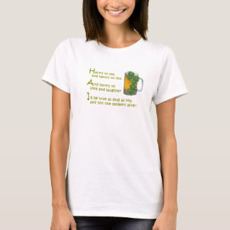 Irischer Toast T-Shirt