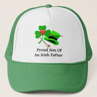 Irischer Vater Truckerkappe