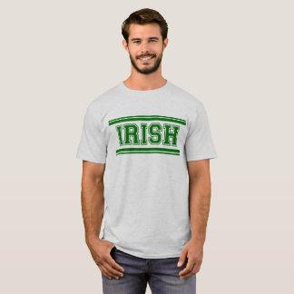 Irischer Vintager Varsity T-Shirt