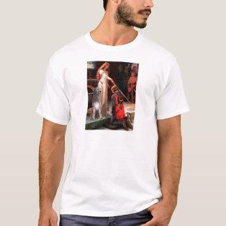 Irischer Wolfhound 1 - die Akkolade T-Shirt
