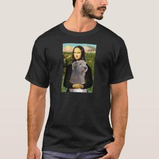 Irischer Wolfhound 1 - Mona Lisa T-Shirt