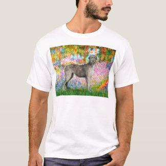 Irischer Wolfhound 3 - Garten T-Shirt