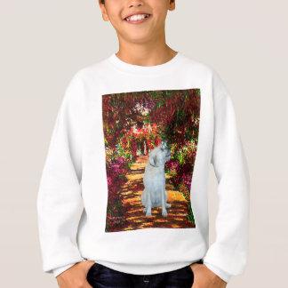 Irischer Wolfhound 4 - der Weg Sweatshirt