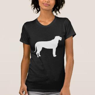 Irischer Wolfhound (im Weiß) T-Shirt