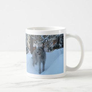 Irischer Wolfhound Kaffeetasse