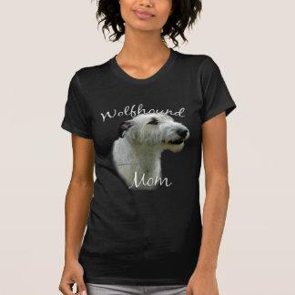 Irischer Wolfhound-Mamma 2 T-Shirt