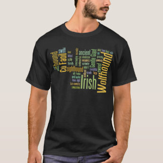 Irischer Wolfhound T-Shirt