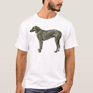 Irischer Wolfhound-T-Shirt T-Shirt
