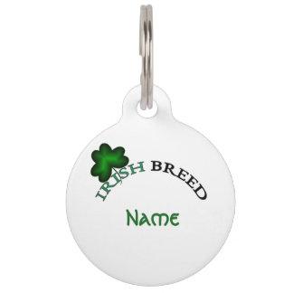 Irischer Zuchtumbau Tiermarken Mit Namen