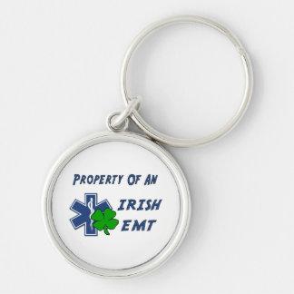 Irisches EMT Eigentum Schlüsselanhänger
