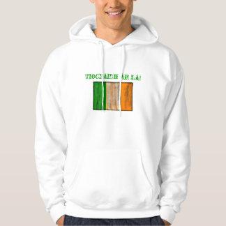 Irisches Freiheits-Sweatshirt Kapuzenpullover