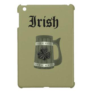 Irisches glückliches Kleeblatt der Grundge iPad Mini Hülle