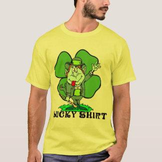 Irisches glückliches Shirt