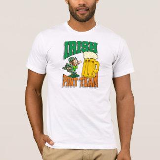 Irisches Liter-Team T-Shirt
